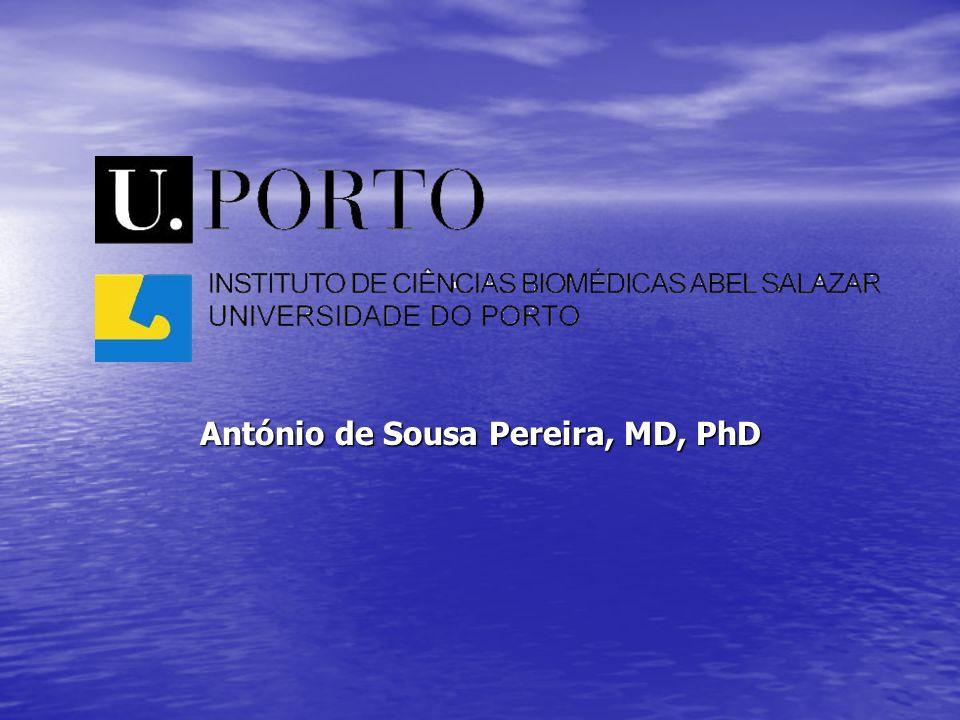 António de Sousa Pereira, MD, PhD