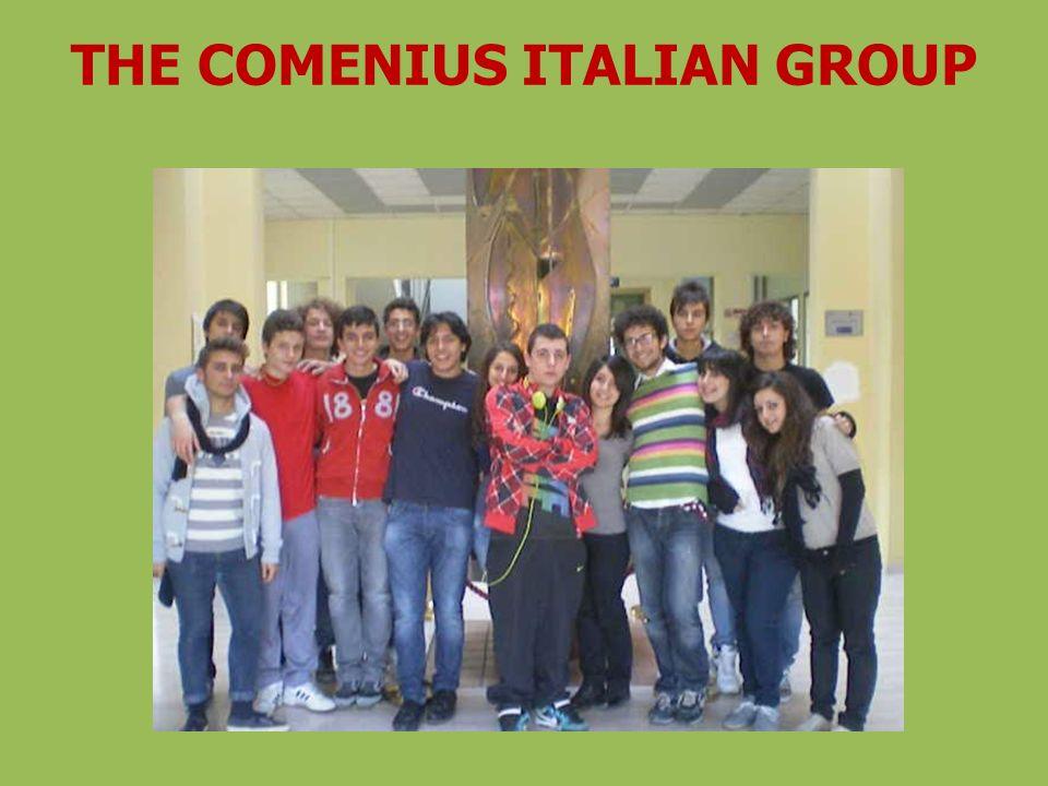 THE COMENIUS ITALIAN GROUP