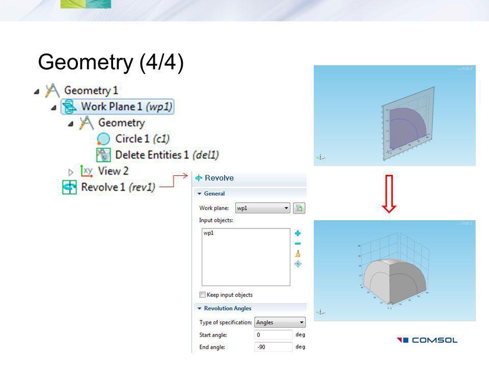 Geometry (4/4)