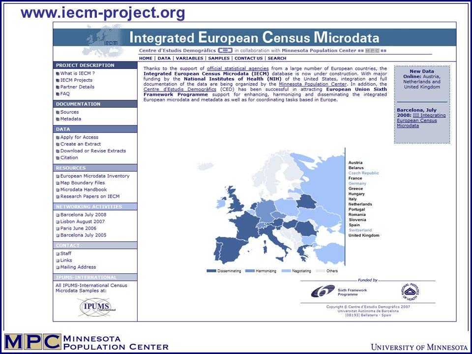 www.iecm-project.org