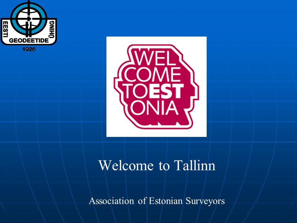 Welcome to Tallinn Association of Estonian Surveyors