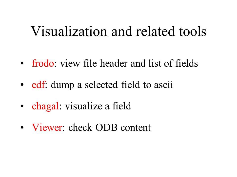 frodo fafileINFO.fafile edf namelist fafileASCII.fafile &NAML INFO=.T., LDAT=.T., VIEW=I, TABCH(1)=S037TEMPERATURE, /