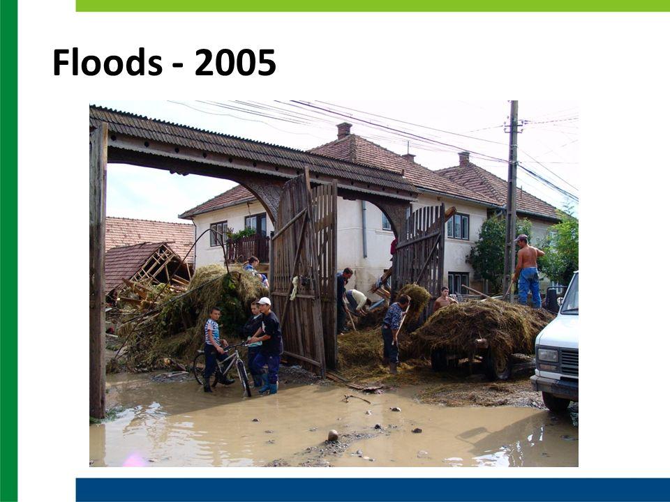 Floods - 2005