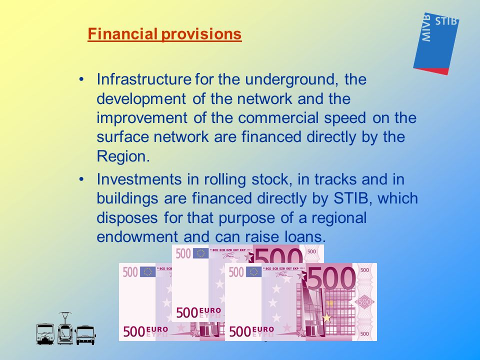 STIB- David Rispoli Infrastructure for the underground, the development of the network and the improvement of the commercial speed on the surface netw