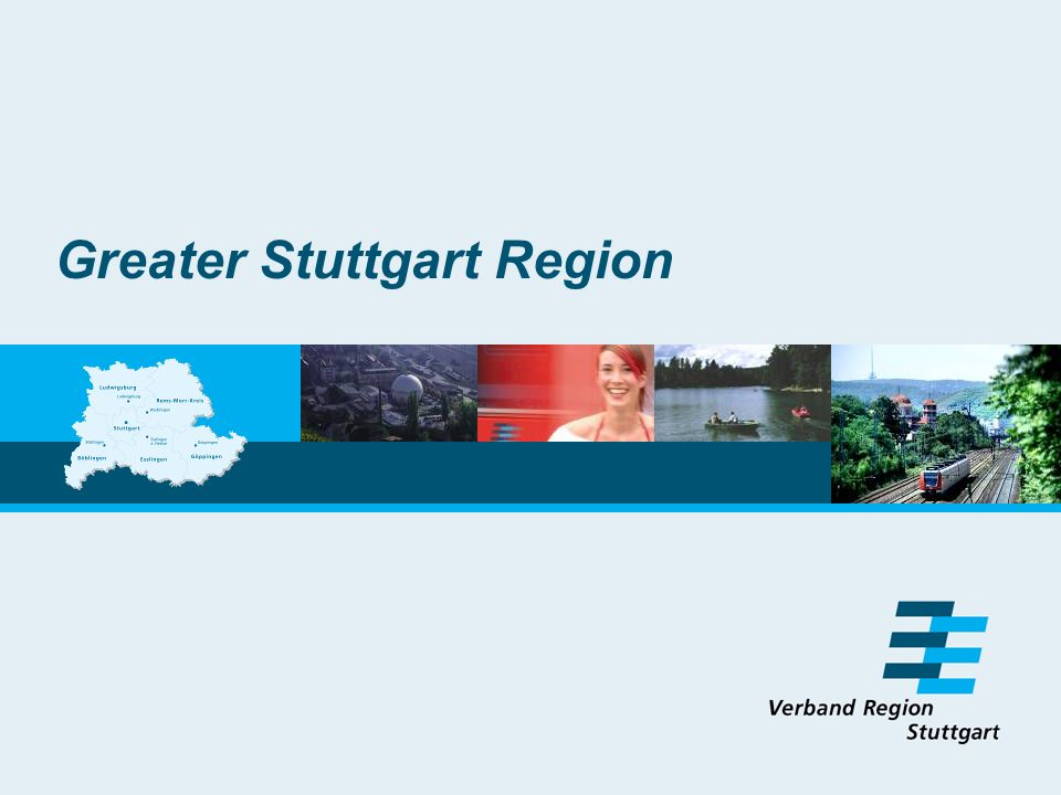 Greater Stuttgart Region