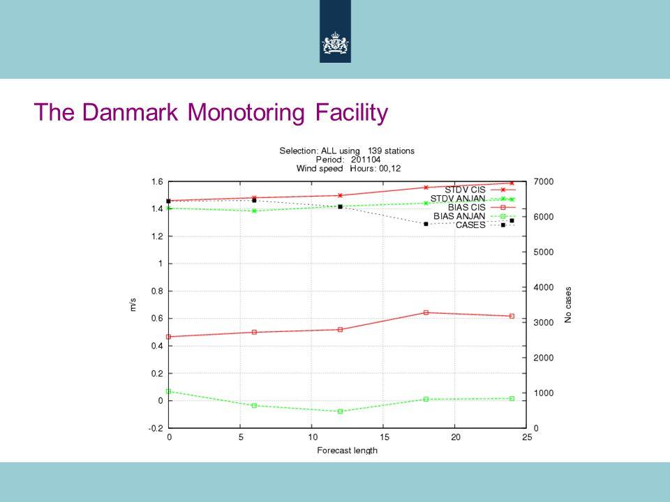 The Danmark Monotoring Facility