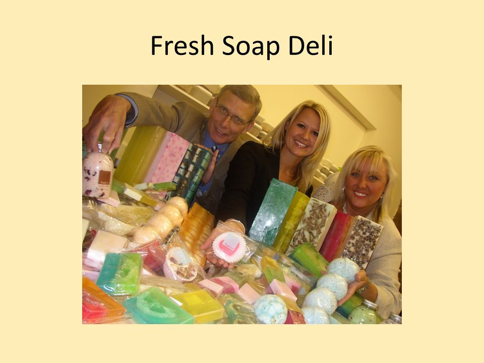 Fresh Soap Deli