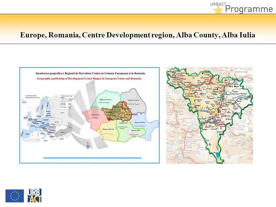 Europe, Romania, Centre Development region, Alba County, Alba Iulia
