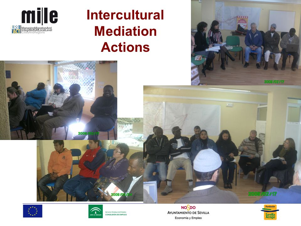 Intercultural Mediation Actions