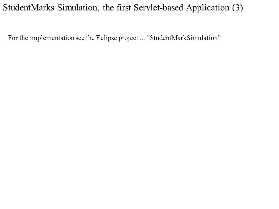 For the implementation see the Eclipse project...