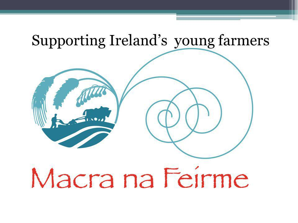 Supporting Irelands young farmers