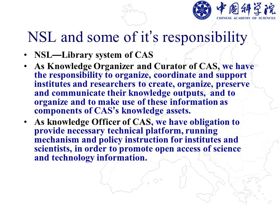 Requirements(1) Stable, robust and flexible function Localization/internationalization –Built-in mechanism for supporting localization/internationalization easily (interface, indexing and searching) Support harvesting of a target repository which exposes its metadata with a customized metadata format