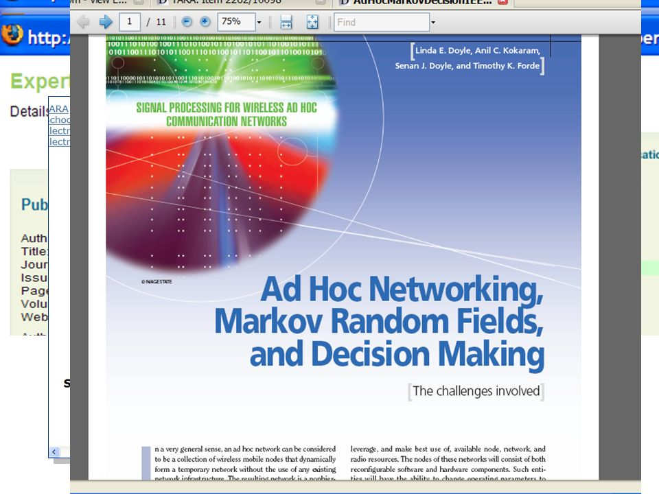 IEEE Signal Processing Magazine