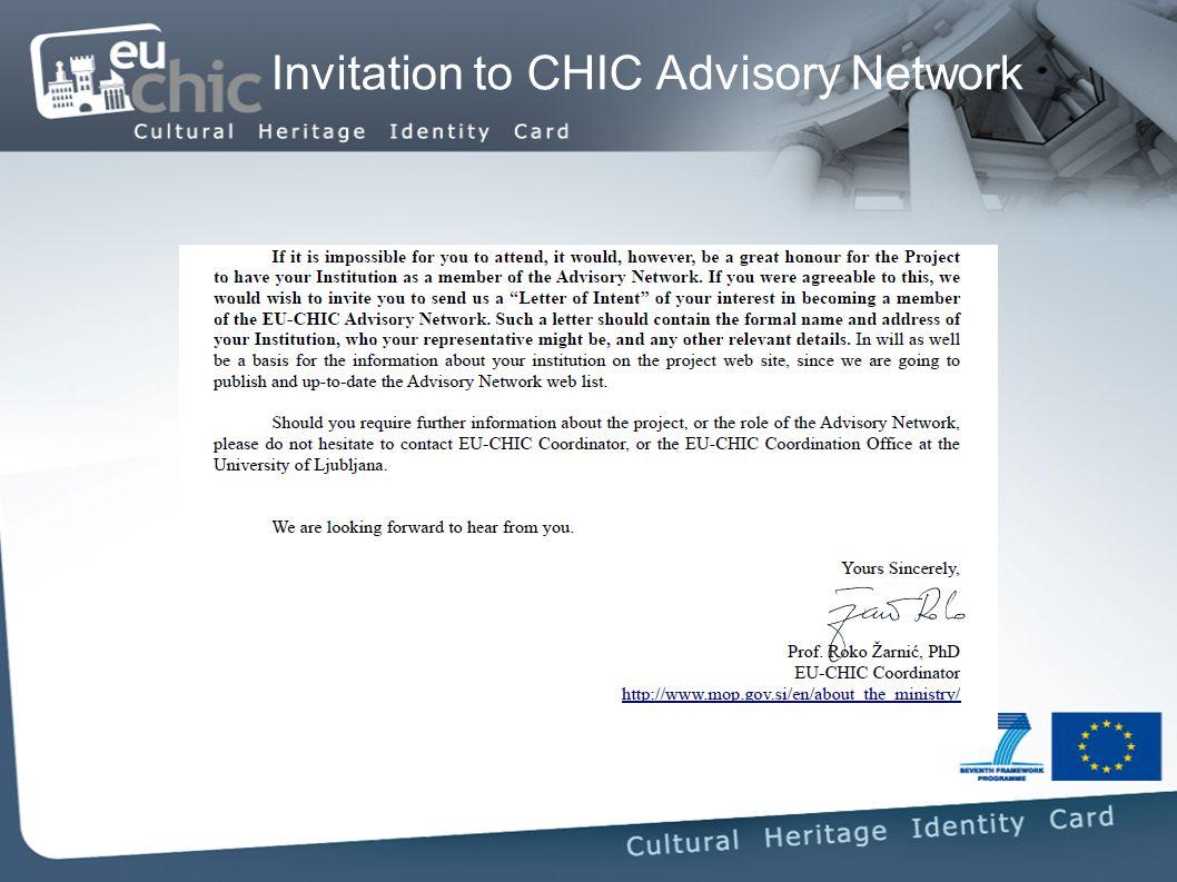CHIC Leaflet