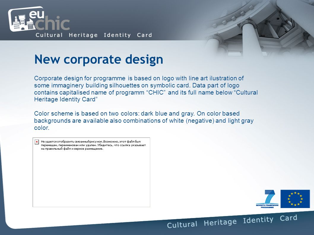 Logo and definitions Logo construction and its measurments