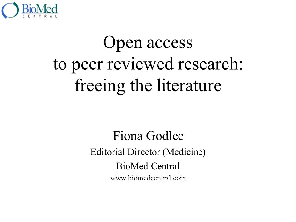 Open access….What do we mean by the current publishing model.