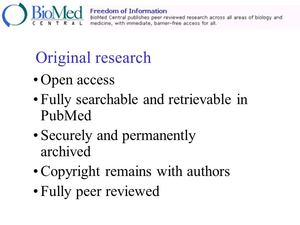 Peer review Decisions based on validity not relevance
