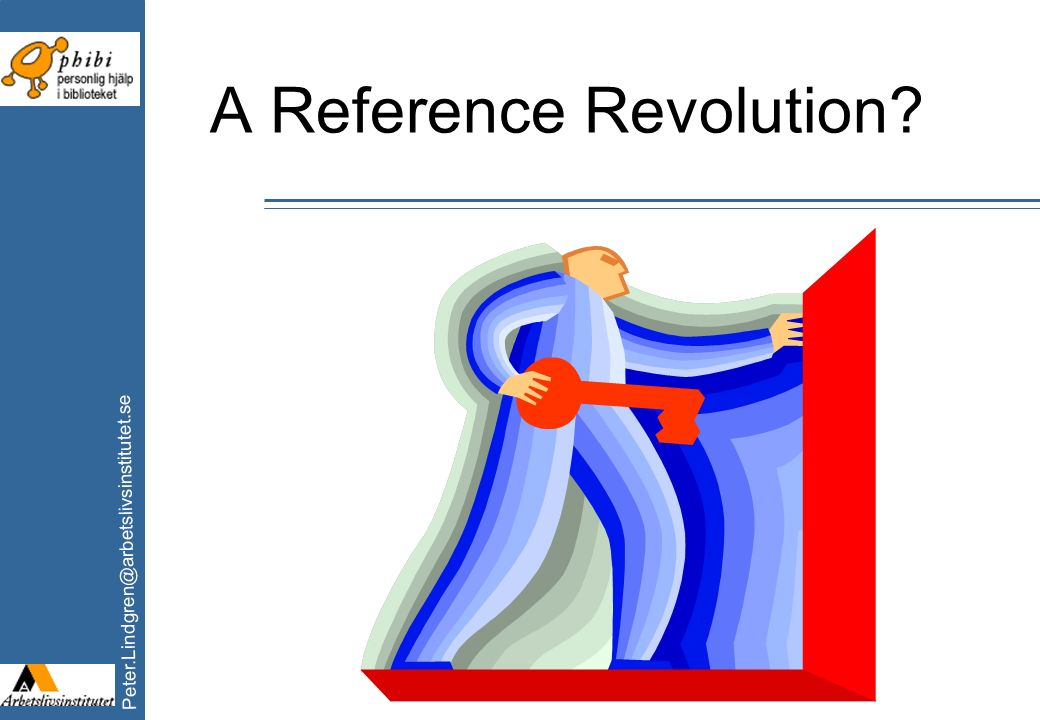 A Reference Revolution?