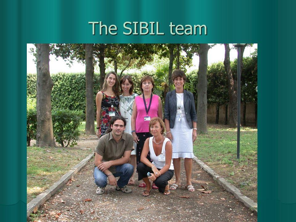 The SIBIL team