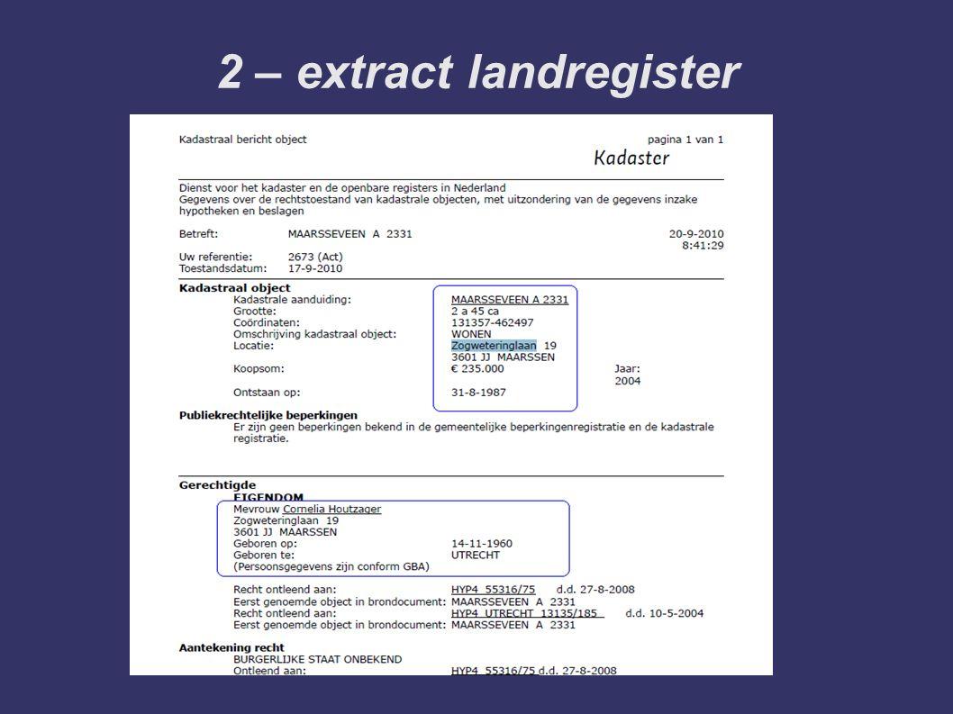 3 – import data mortgage