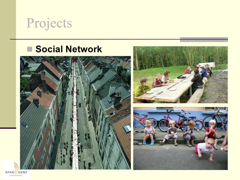 Projects Social Network De Timmerfabriek