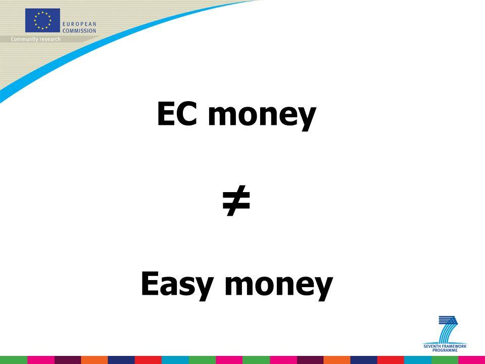 Indridi Benediktsson EC money Easy money