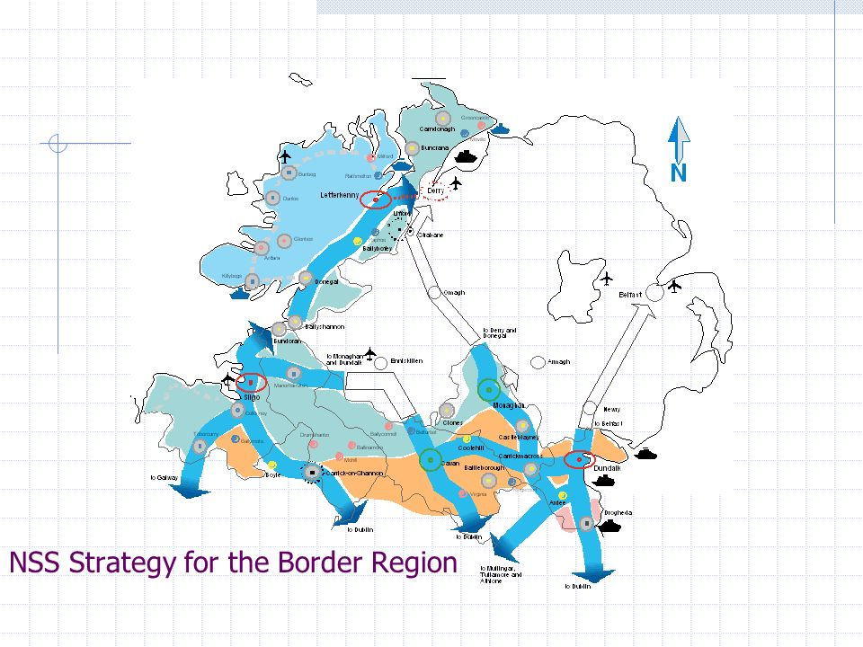 NSS Strategy for the Border Region