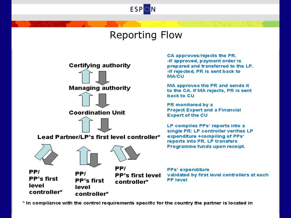 Reporting Flow