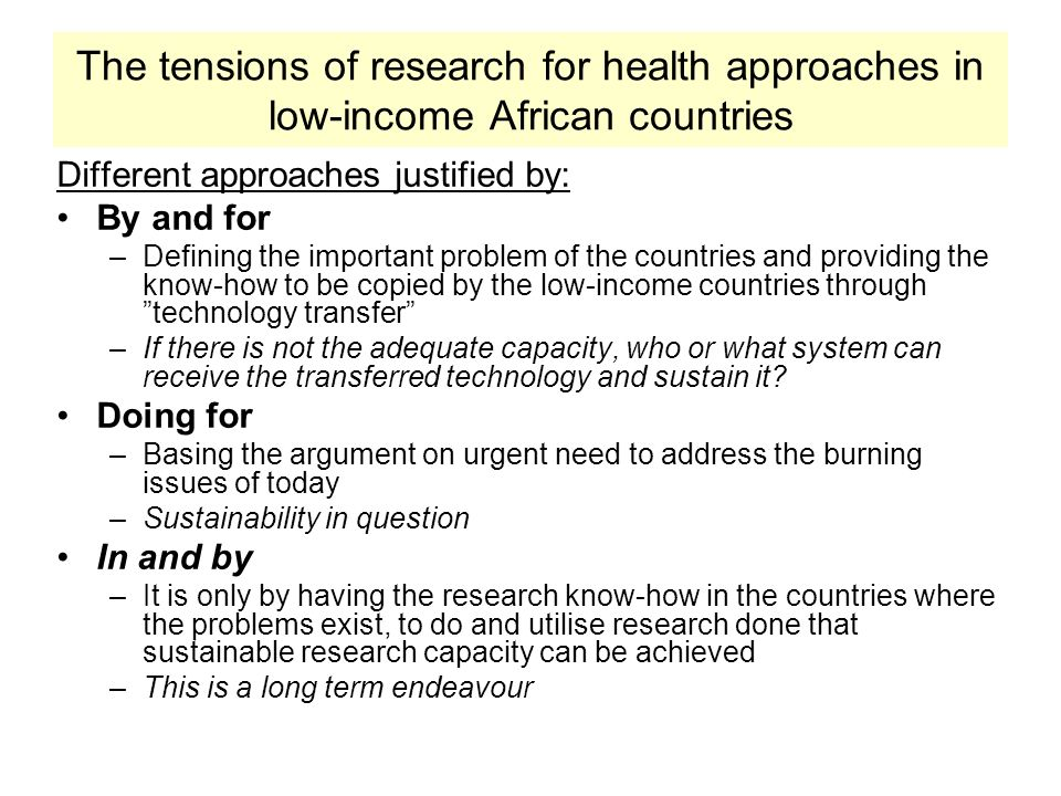 ESSENCE for health Research has started a process between the funders/development partners/donors (collectively referred to as funders) in the spirit of the Paris Agenda ESSENCE is focused on how the funders can best align and harmonise and be coherent and learn from each other in the quest for supporting research capacity in Africa ESSENCE will of course engage partner countries and institutions ESSENCE