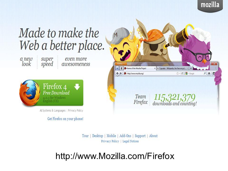 http://www.Mozilla.com/Firefox