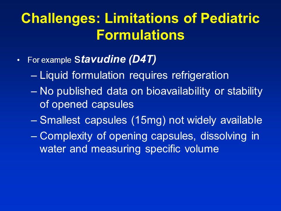Baseline Characteristics HIV-Infected Children (N=276) CDC Immunologic Categories No.