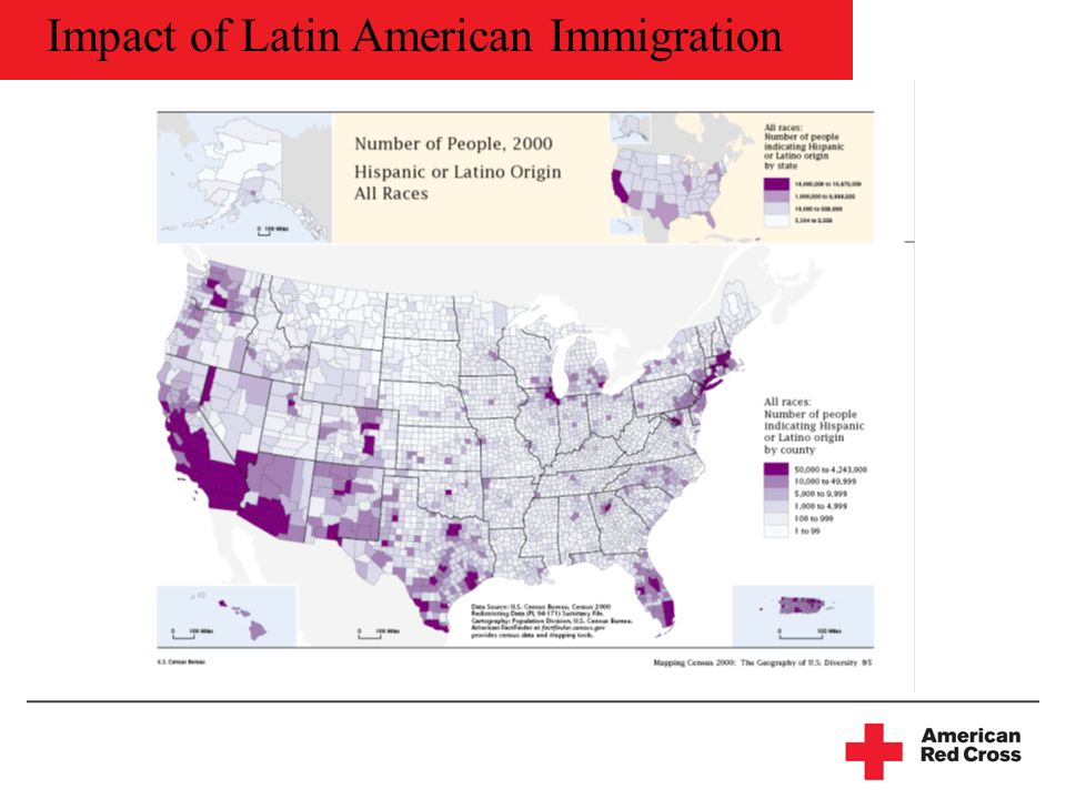 Impact of Latin American Immigration