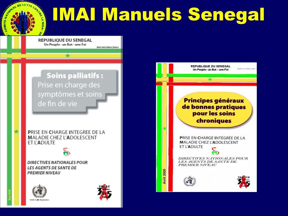 IMAI Manuels Senegal
