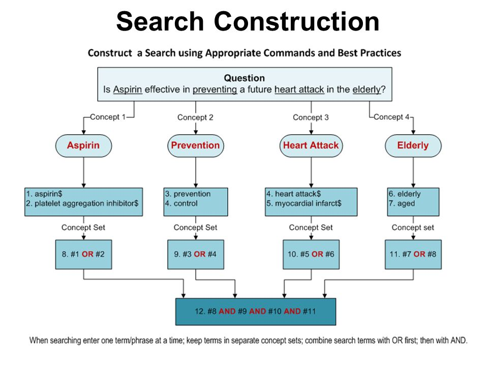 Search Construction