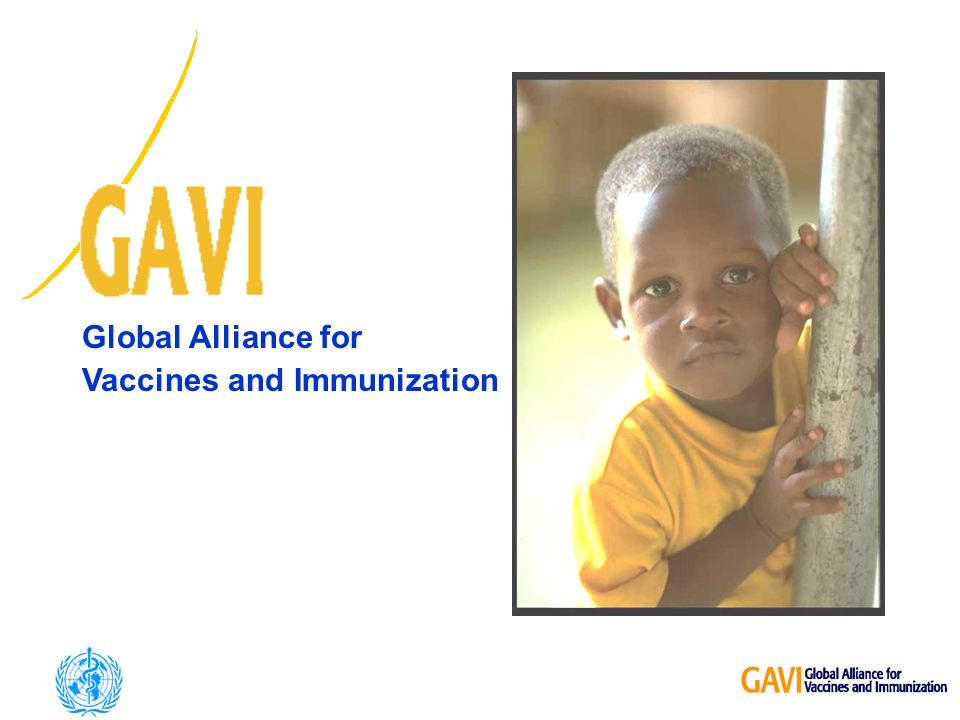 Global Alliance for Vaccines and Immunization