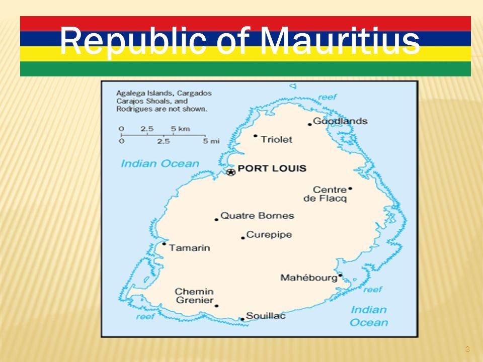 Republic of Mauritius 3