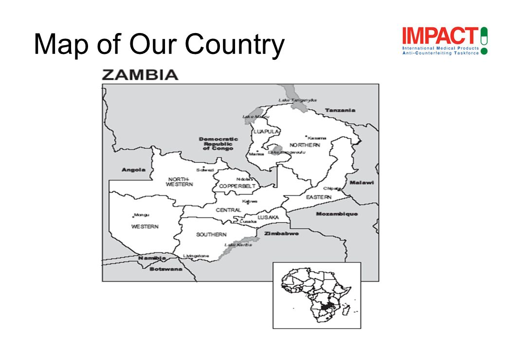 Map of Our Country