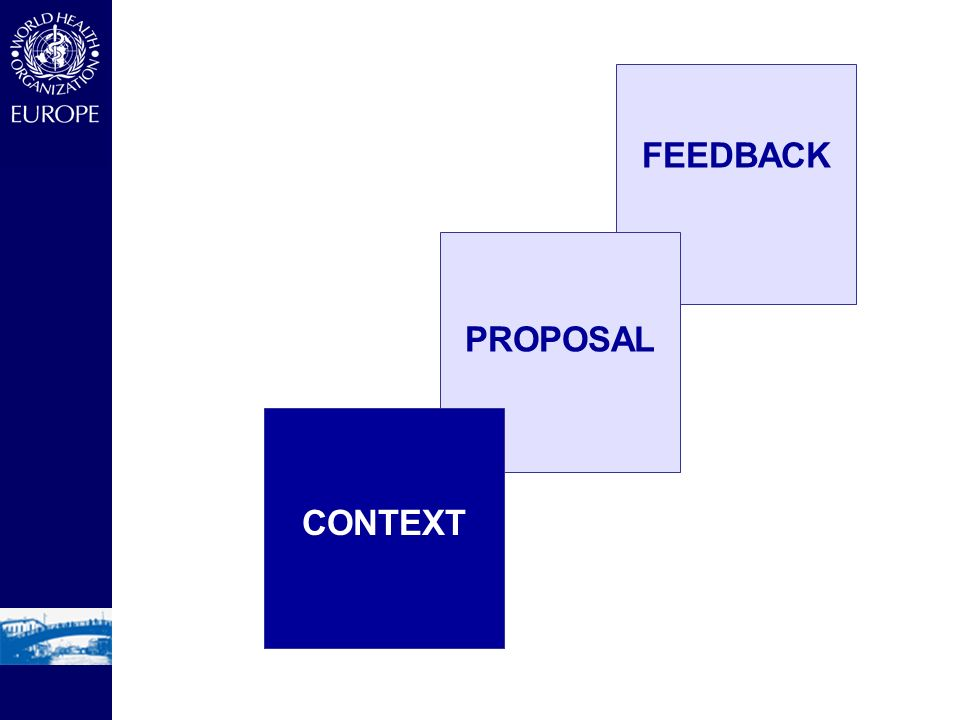 FEEDBACK PROPOSAL CONTEXT