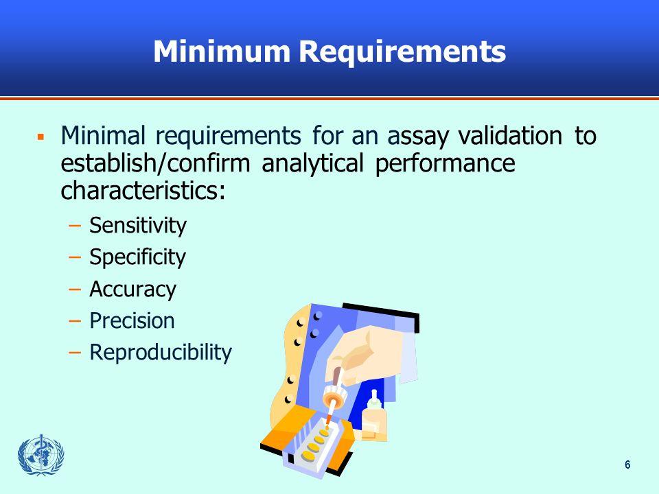 7 Preparation: Procedures Standard Operating Procedures (SOPs) –For what.
