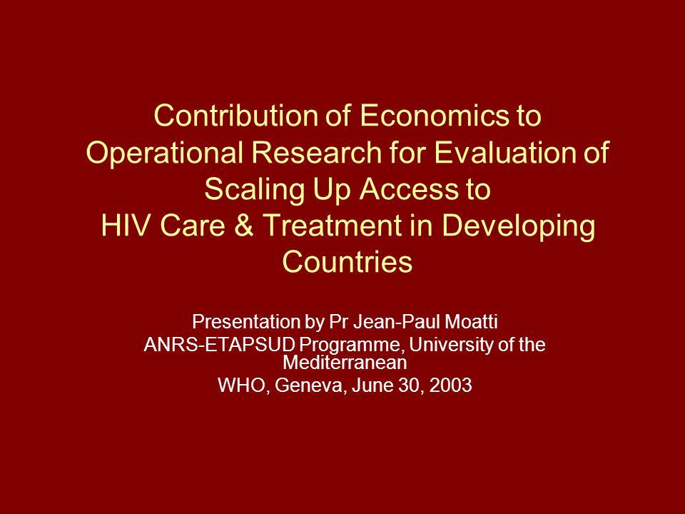 Microeconomic and macroeconomic, impact on development.