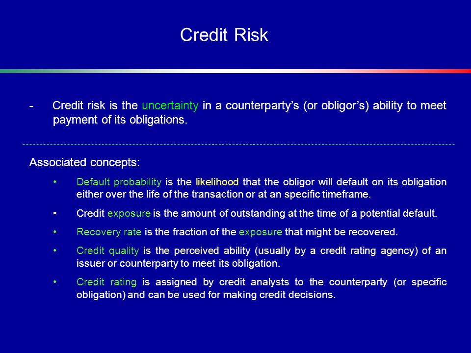 1.William Sharpe (1964) extended MPT by introducing notions of systematic and specific risk.