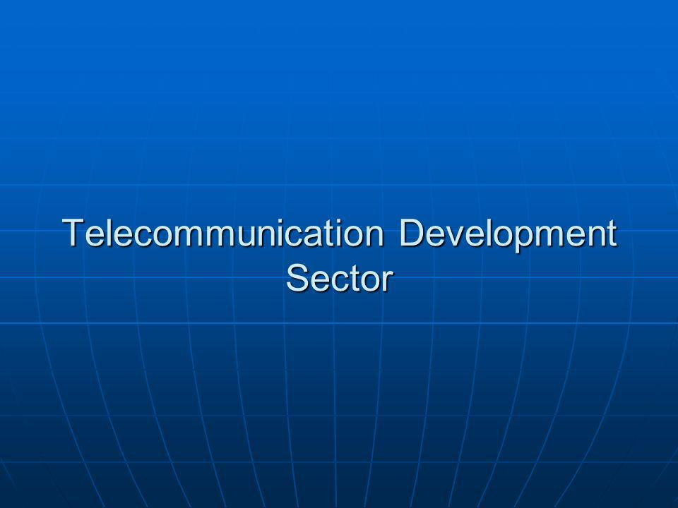 Overview Emergency telecommunications is an integral part of BDT projects integrating telecommunications/information and communication technology in disaster predication, detection, and alerting.