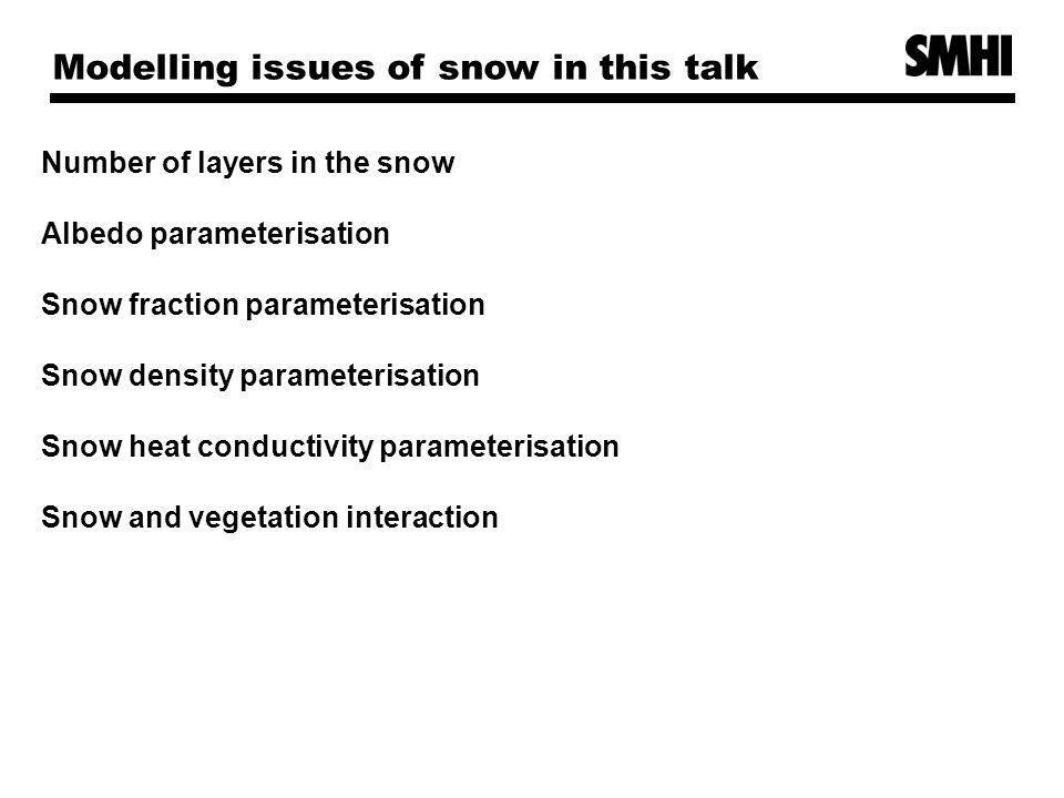 Snow heat conductivity Cook, B.I., Bonan, G.B., Levis, S.