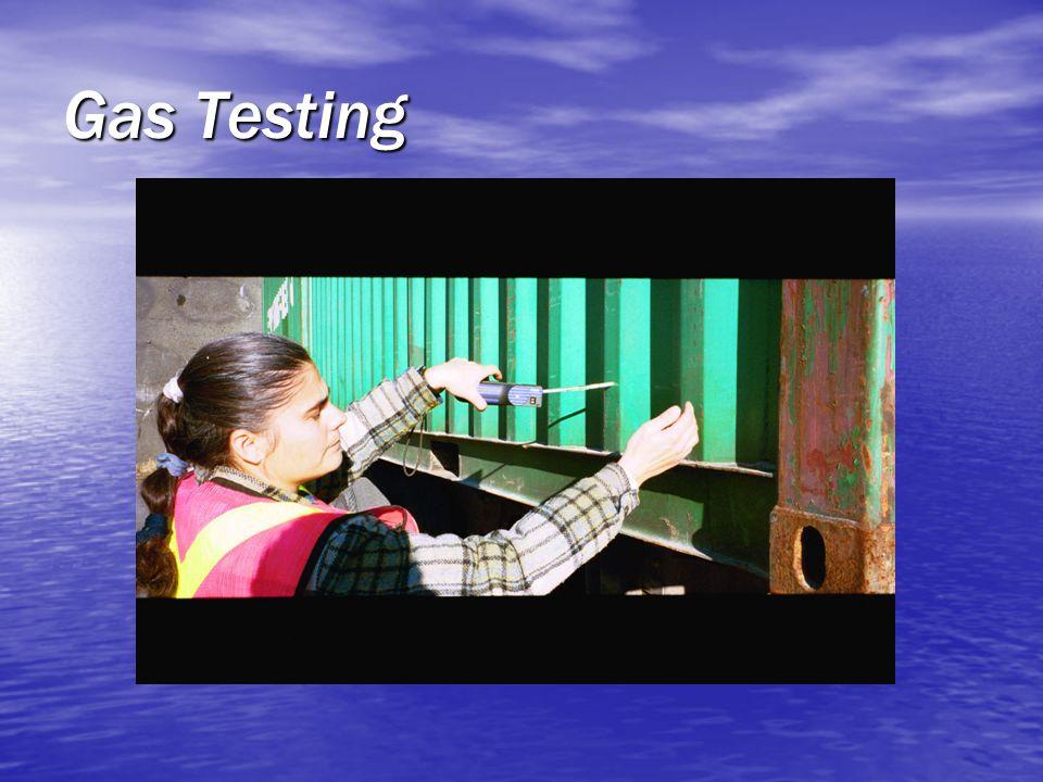 Gas Testing