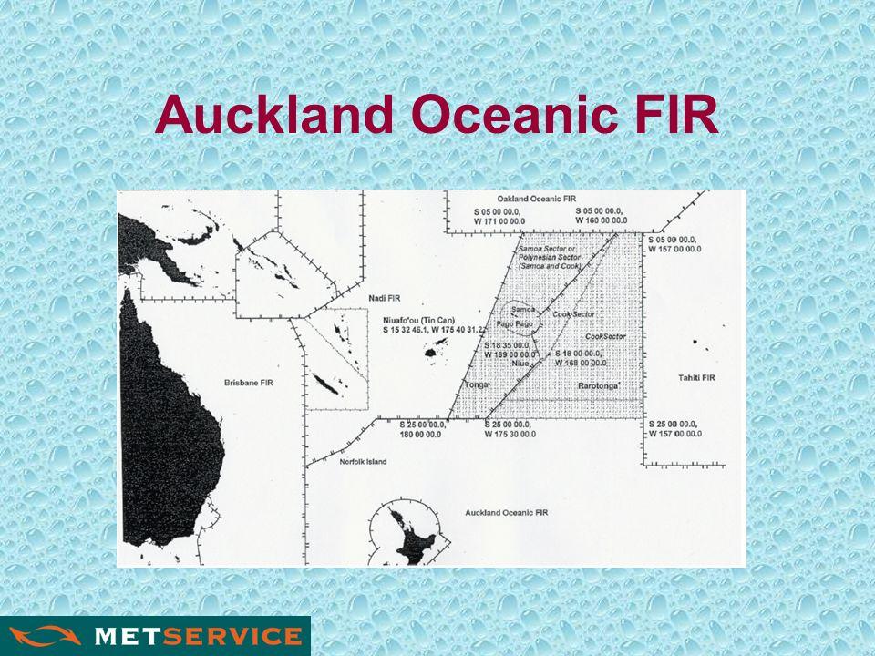 Auckland Oceanic FIR