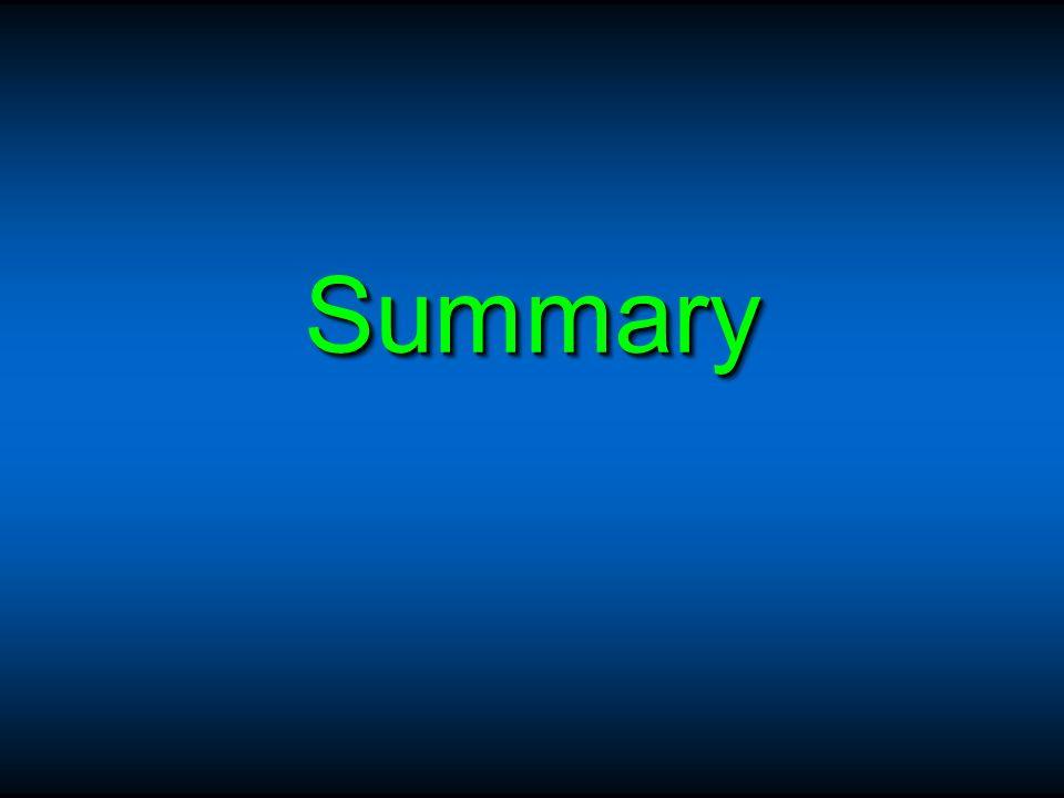 SummarySummary