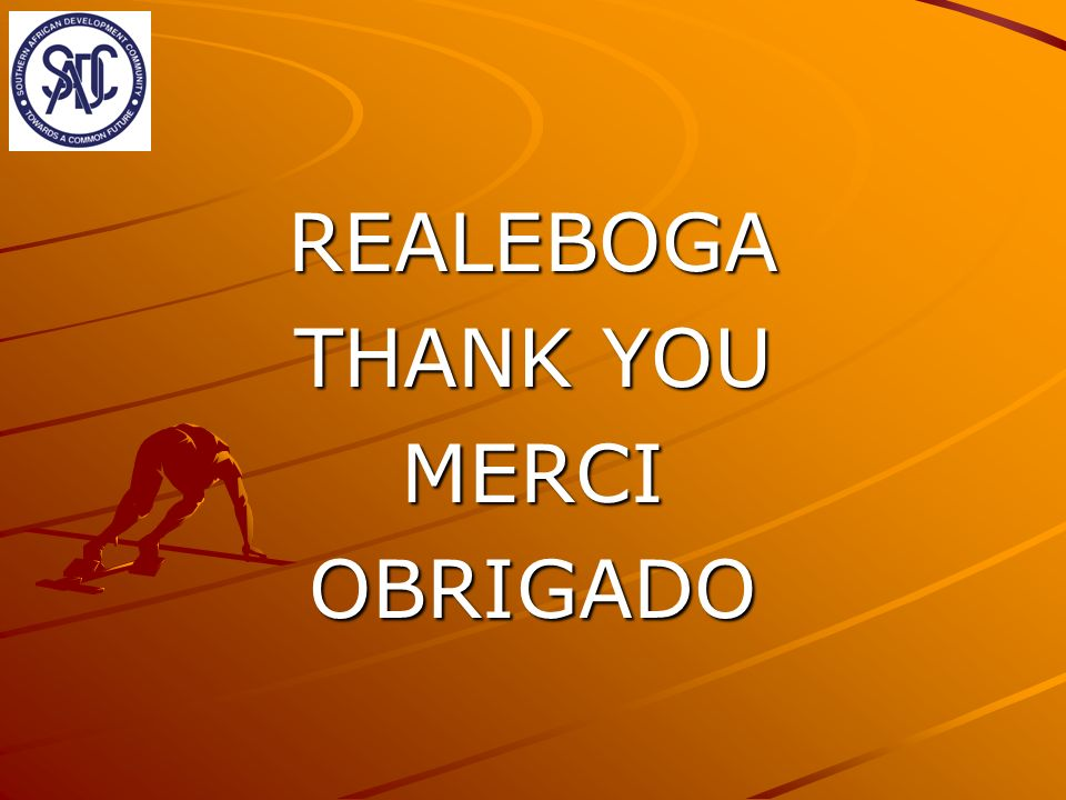 REALEBOGA THANK YOU MERCIOBRIGADO