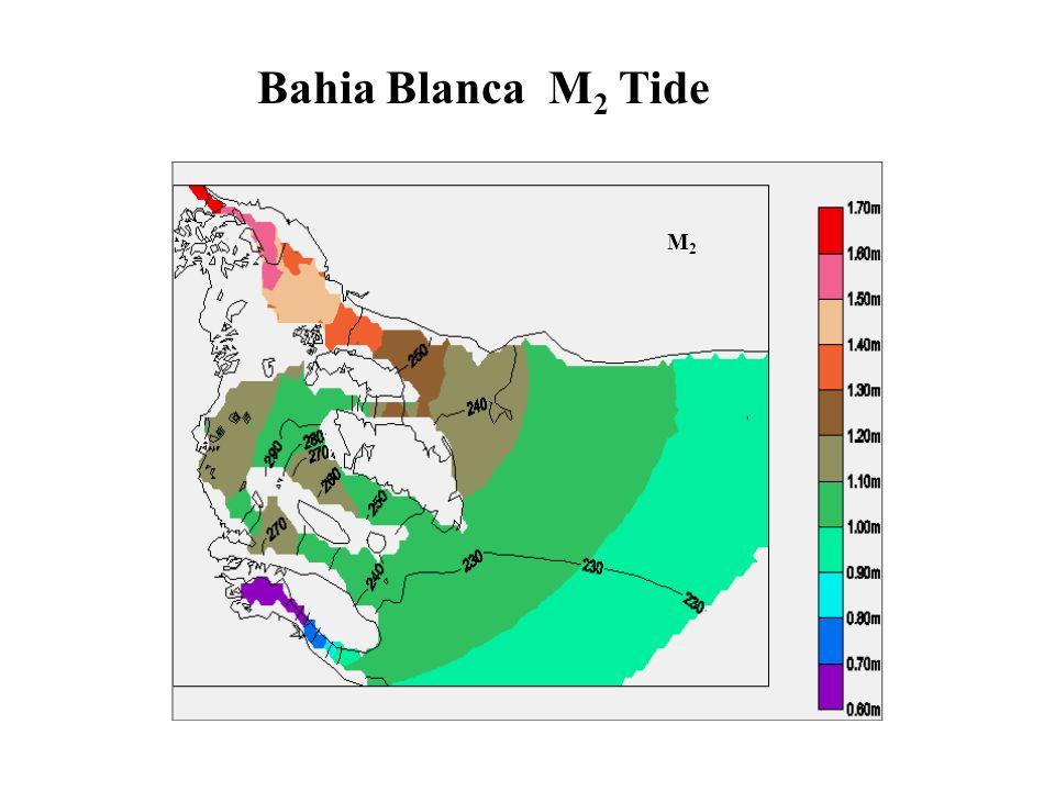 M2M2 Bahia Blanca M 2 Tide