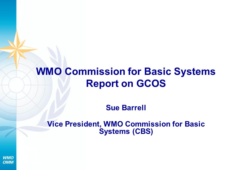 Other GCOS/IP-10 related activities Many actions from IP-10 addressed in above activities Integral role of QMF as a cornerstone of WIGOS – aligned to GCOS Climate Monitoring Principles (A4) Request for distribution of water vapour data (A12) from national networks is an issue of data policy.