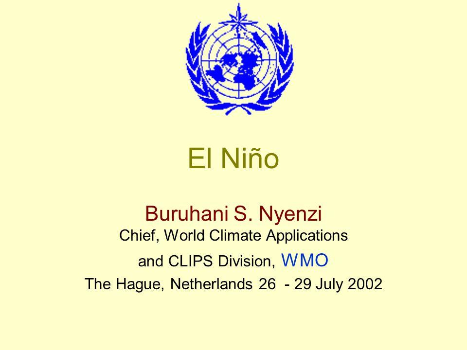 El Niño Buruhani S.